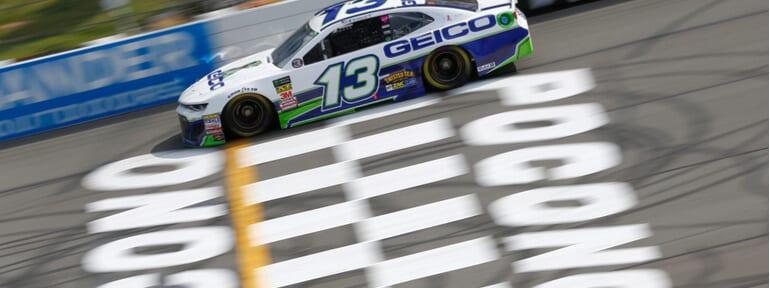 Pocono NASCAR race